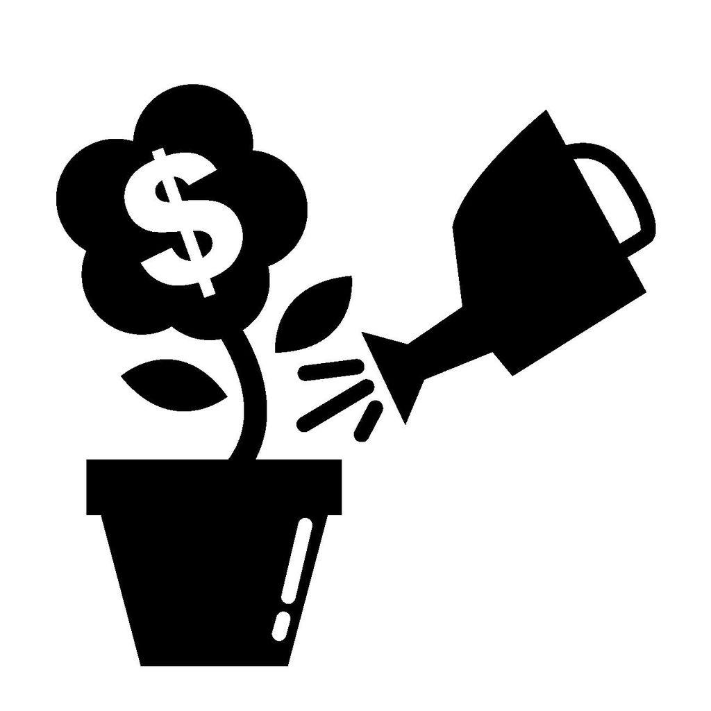 お金を育てるイメージ
